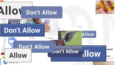 Lui Facebook îi pare rău. A făcut și o reclamă cu asta