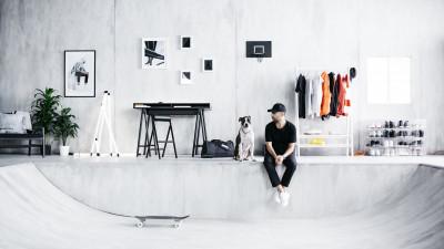 Moda străzii și sporturile urbane ajung la IKEA cu noua colecție limitată SPÄNST, odată cu primul skateboard IKEA