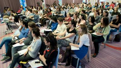 Conferința SOS. FRICILE PĂRINȚILOR cu peste 20.000 de vizualizări. Soluții practice simple la probleme de sănătate și dezvoltare complicate