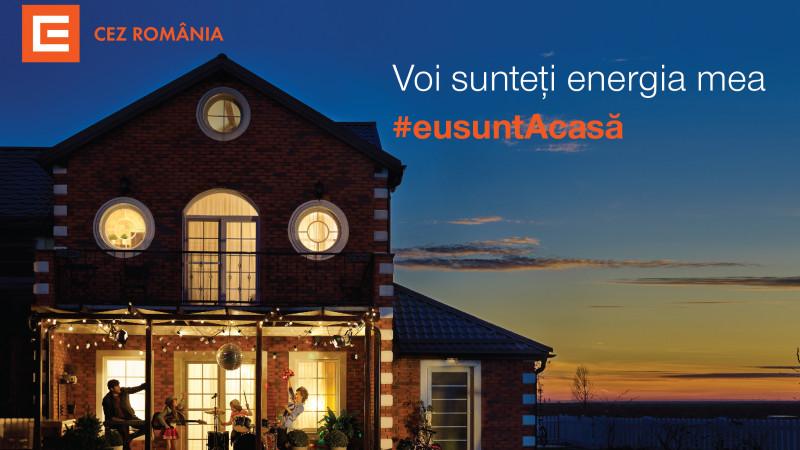 """Acasa - """"actorul principal"""" in noua campanie integrata de comunicare a Grupului CEZ in Romania"""