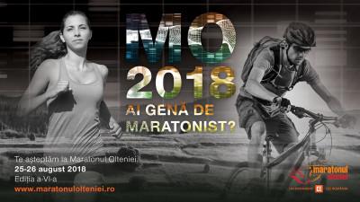 STUDIU: Sase din zece romani practicanti de sport au participat cel putin o data la un maraton sau la o cursa MTB