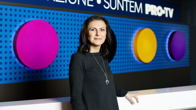 Lucia Antal (Marketing Director, ProTV): Cred că digitalul a ajutat televiziunea și televiziunea a ajutat digitalul