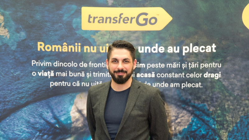Românii au tranzacționat, prin intermediul TransferGo, peste 20 de milioane de euro în primele trei luni ale lui 2018