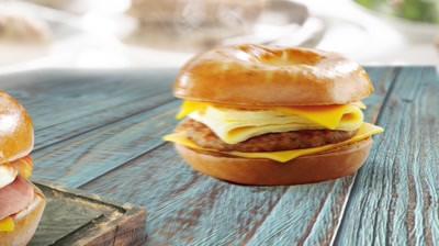 McDonald's - Breakfast Bagels