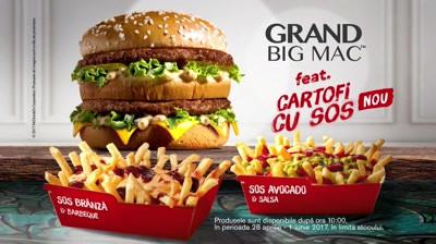 McDonald's - Grand Big Mac & Fries