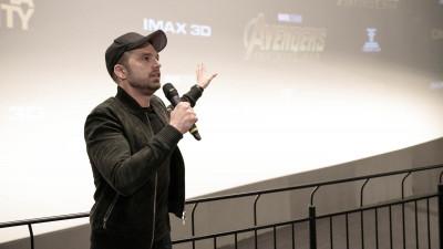 Întâlnirea surpriză a actorului Sebastian Stan cu fanii Avengers: Infinity War