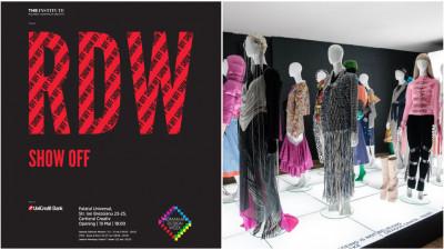 Show Off RDW va avea loc la Palatul Universul, în Cartierul Creativ, în perioada 19 - 27 mai