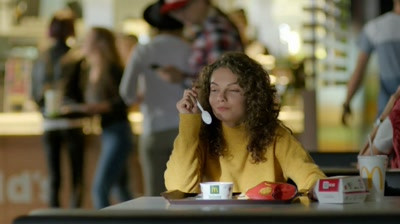 McDonald's - Romanian Soup