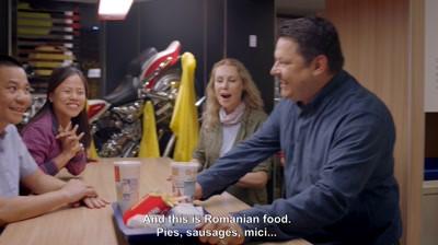 McDonald's - Saptamani Romanesti