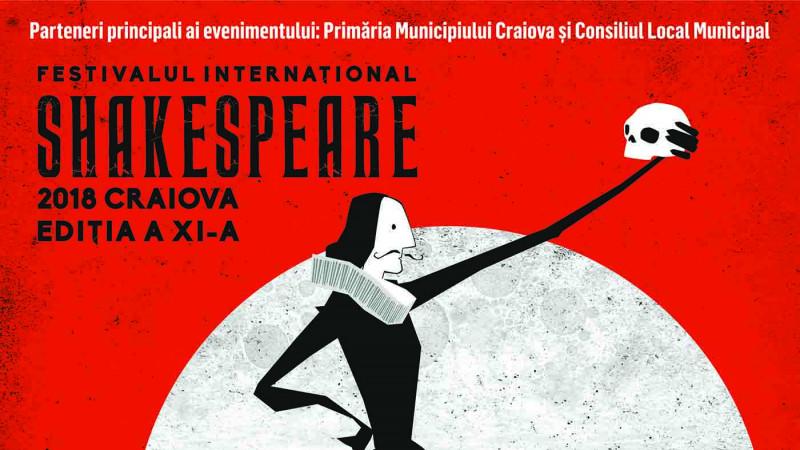 """""""Festivalul Internaţional Shakespeare"""", la Craiova"""