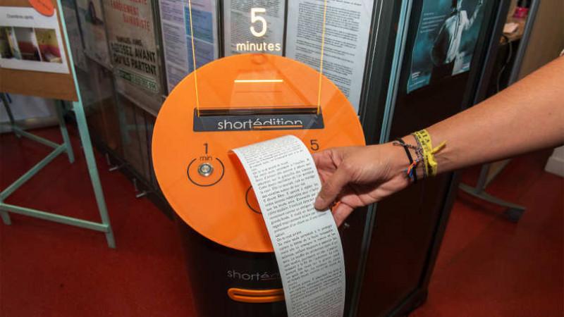 Automatul literar: apeși un buton, iese povestirea