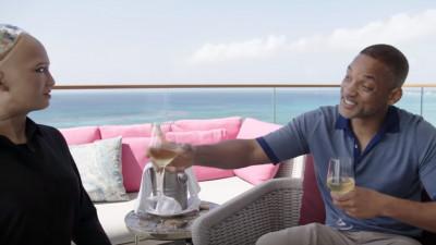 Nici sampania scumpa, nici Insulele Cayman nu l-au ajutat pe Will Smith s-o combine pe Sophia