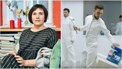 Spot TV nou pentru Spor Formulă Nouă, prima vopsea lavabilă din România, construit pe principiul DIY