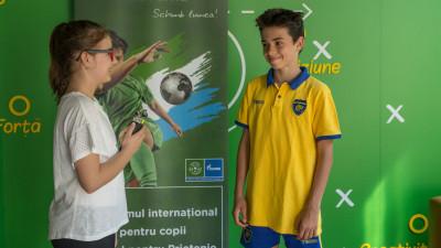 Ziua Internațională a Fotbalului și Prieteniei, celebrată în România și în alte 200 de orașe din întreaga lume