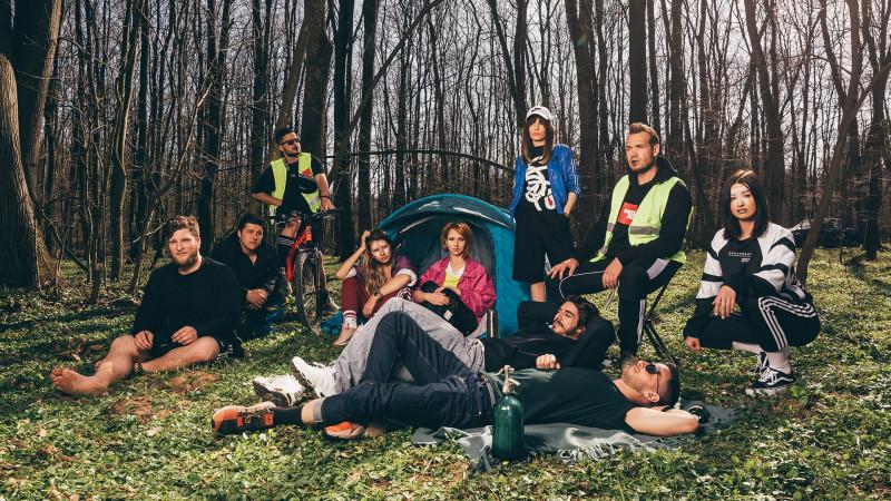NOIZZ.ro lansează primul editorial fashion din România unde modelele sunt chiar membrii redacţiei