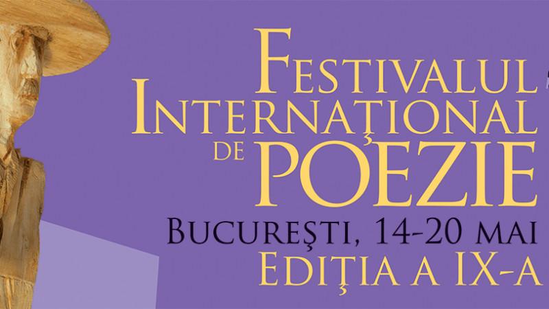 De Noaptea Muzeelor, redescoperă poezia la Festivalul Internațional de Poezie București