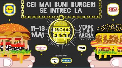 Demonstrații culinare la BURGERFEST 2018