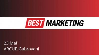 Best Marketing, o conferință cu și pentru oamenii curajoși din marketing și comunicare