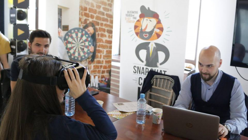 Smite recrutează cu VR și pe Snapchat