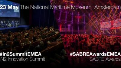 [UPDATE] Trei Golduri si 8 shortlisturi pentru Romania la EMEA SABRE Awards 2018. 3 campanii au primit Certificate de Excelenta si la IN2 SABRE Awards EMEA