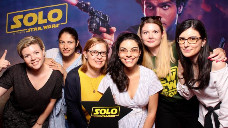 """""""Solo"""", o promovare epică pentru cea mai nouă aventură intergalactică"""