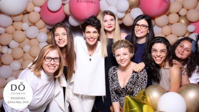 PANDORA a mutat Hollywood-ul la București la petrecerea VIVA