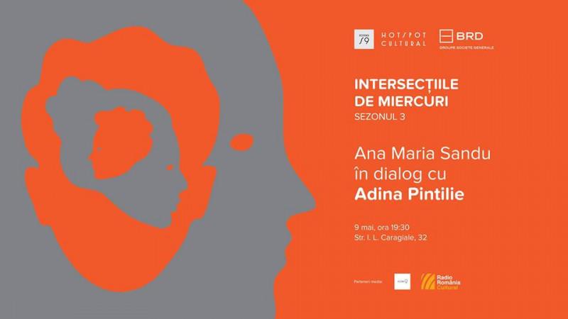 Adina Pintilie, regizoarea premiată cu Ursul de Aur la Berlinale, invitată la Rezidența BRD Scena9
