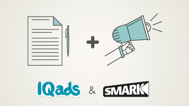 IQads si SMARK lanseaza Update Plus, serviciul de redactare, publicare si promovare a comunicatelor de presa pentru companii