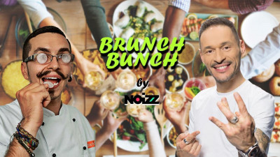 """George Vintilă revine în sfârșit pe ecrane. Din 7 iunie, faimosul om de radio și televiziune face emisiunea săptămânală """"Brunch Bunch"""" la NOIZZ"""