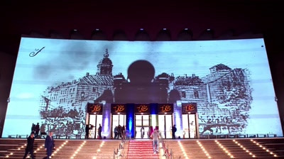 Mindscape Studio - Centenarul Marii Uniri (Video Mapping)