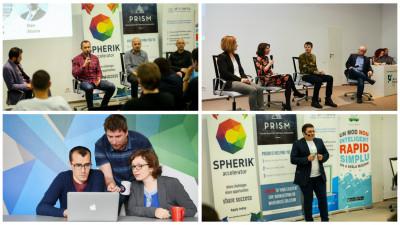 [Startup hub] Rețeaua de mentori Spherik cuprinde peste 100 de oameni, români și străini