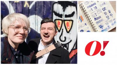 [Brieful de la primarie] Laura Ristea & Alin Tămășan: Abia s-a nascut ideea de logo in spatiul public. Speram ca urmatorul oras sa isi dea seama ca nu stie ce face si sa ceara ajutor.