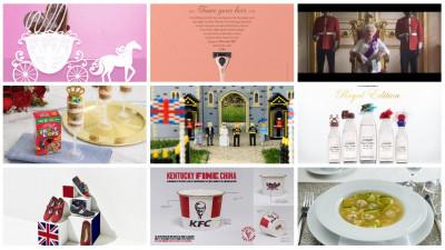 În așteptarea nunții regale: găletușe de porțelan, puțină iubire din România, sticluțe cu pălării, lame de ras nobile