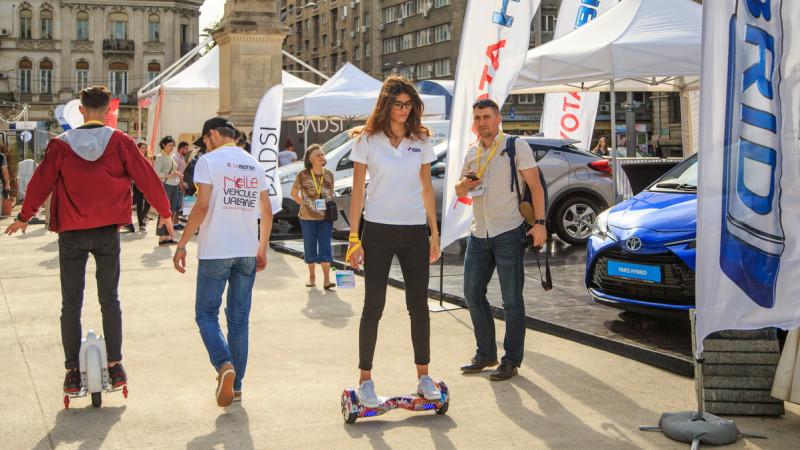 Bucharest Technology Week 2018 a conectat 19.907 de oameni cu tehnologia