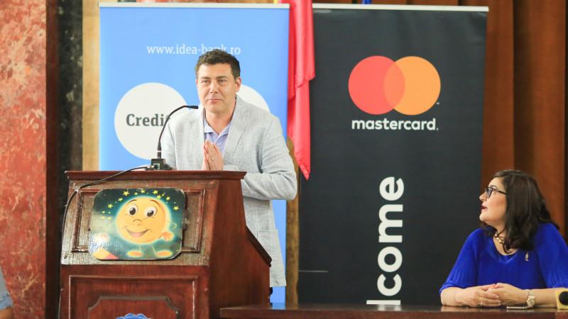 Mastercard susține cea de-a V-a ediție a Olimpiadei Micilor Bancheri