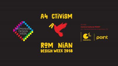 Expoziție de postere activiste: A4ACTIVISM @ RDW