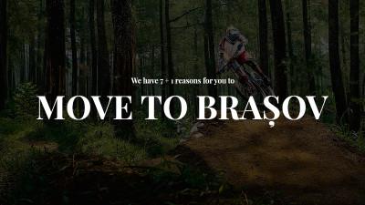 High Contrast lansează Move to Brașov: 7+1 motive pentru a te convinge să te muți în Brașov