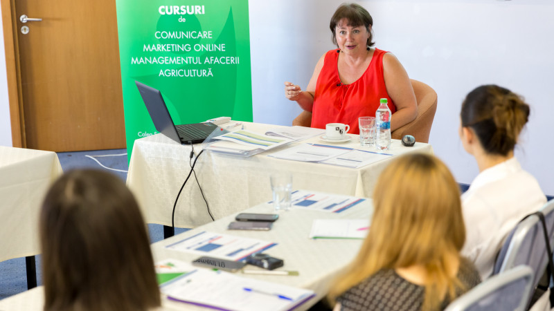 Profesioniștii din industria comunicării vor fi prezenți la cursurile susținute de International School of Communication la București