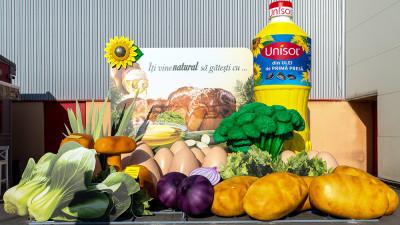 WOPA a gatit de Paste cu UNISOL de la BUNGE: Record de vanzari pentru UNISOL din ulei de Prima Presa, printr-o campanie originala de comunicare in-store