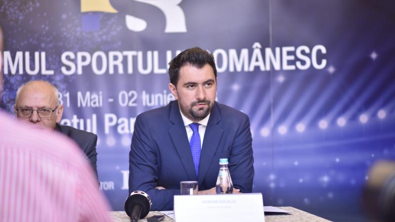 Institutul Sportiv Român prezintă Forumul Sportului Românesc, un eveniment unic ce nu trebuie ratat de iubitorii sportului