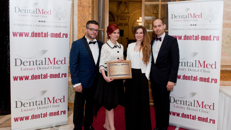 Asociația furnizorilor Casei Regale a României, premiu de excelență pentru Confident Communications & Venus Five