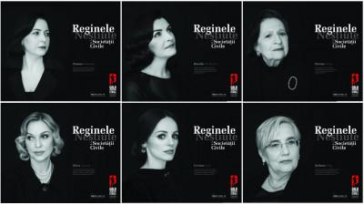 Gala Societății Civile își încoronează Reginele Neștiute prin campania de comunicare a celei de-a XVI-a ediții