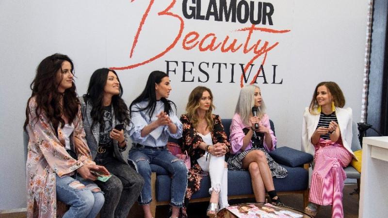 GLAMOUR Beauty Festival, cel mai glam festival dedicat frumuseții
