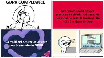 """GDPR. Adica """"Glume De Pus in Rama"""""""