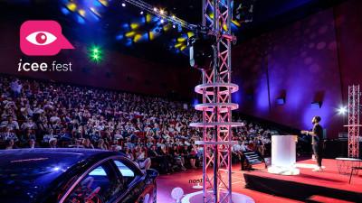 Giganți globali ai Internetului, experți în transformarea digitală și speakeri celebri vin la București în doar 4 săptămâni: iată detalii legate de agenda iCEE.fest 2018