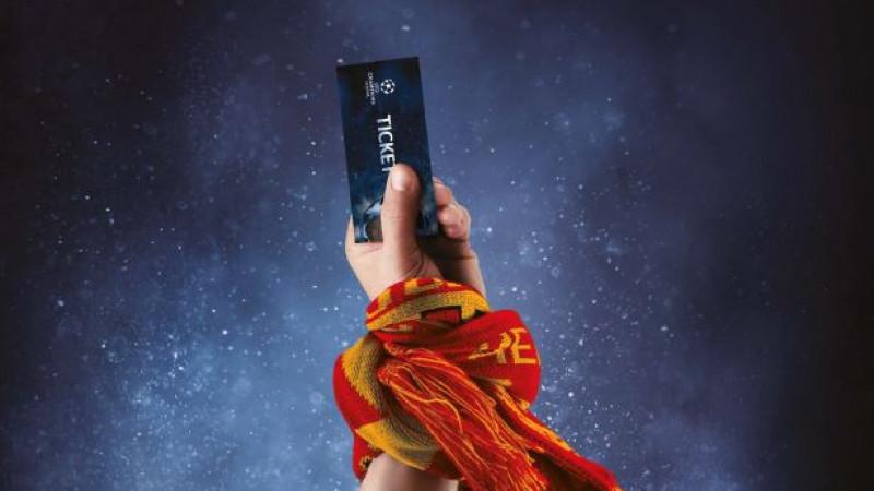 Mastercard, sponsor oficial UEFA Champions League, lansează campania 'Fotbalul poate începe ceva de neprețuit'