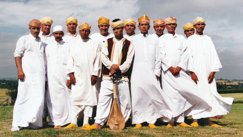 Control x Outernational: The Master Musicians of Jajouka led by Bachir Attar (Maroc)