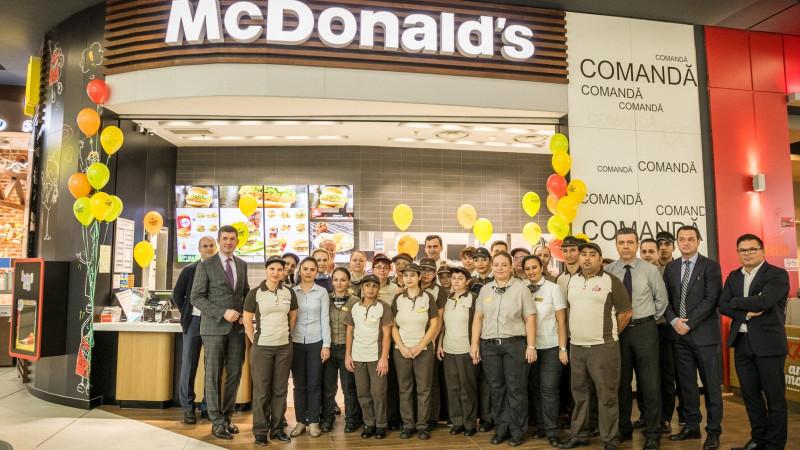 Premier Capital, partenerul pentru dezvoltare al McDonald's a depășit 260 milioane de euro cifra de afaceri în 2017