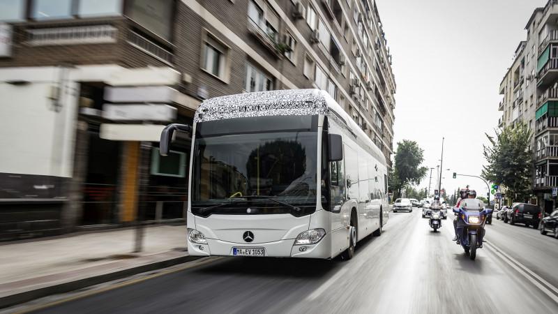 Hamburg mizează pe transportul public electric: prima comandă de proporții pentru autobuzele electrice Mercedes-Benz Citaro