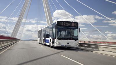 Comandă-record pentru Citaro: Mercedes-Benz va livra până la 950 de autobuze către Berliner Verkehrsbetriebe (BVG)
